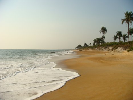 World Travel Photos :: Liberia - Monrovia :: Beach @ Monrovia, Liberia