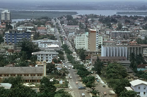 World Travel Photos :: Liberia - Monrovia :: Monrovia, Liberia