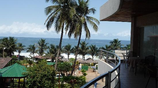 World Travel Photos :: Liberia - Monrovia :: View from Local hotel @ Monrovia,Liberia
