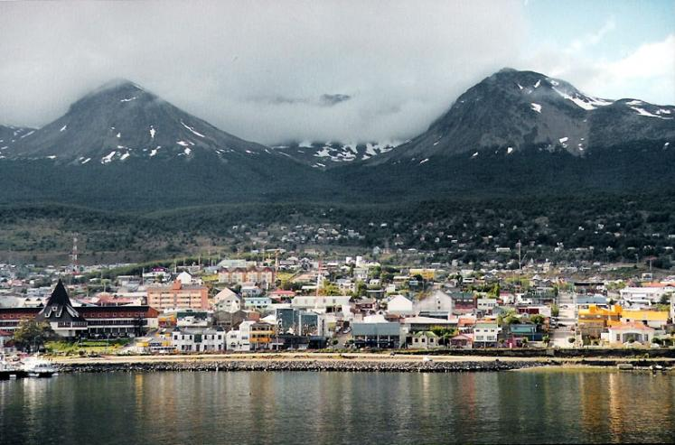 World Travel Photos :: Antarctica :: Argentina. Ushuaia