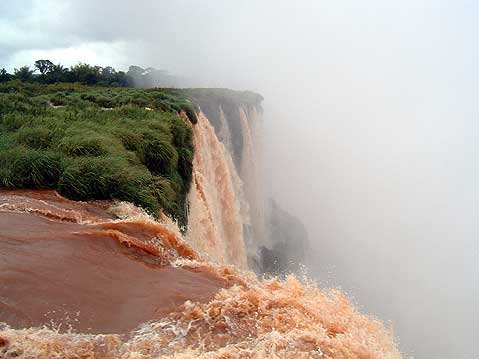 World Travel Photos :: Argentina - Iguasu Waterfalls :: Argentina