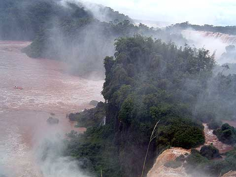 World Travel Photos :: Ivar :: Argintina. Iguazu Falls