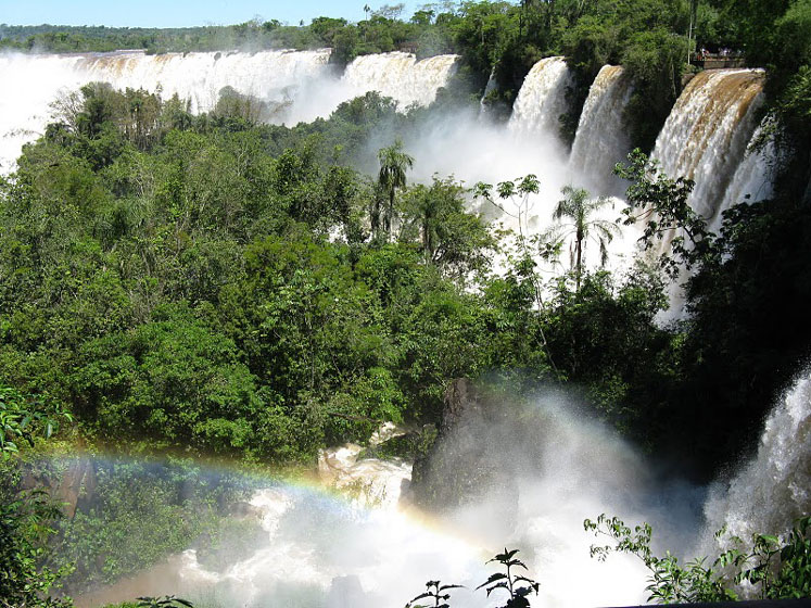 World Travel Photos :: Vadim :: Argentina.  Iguasu Falls