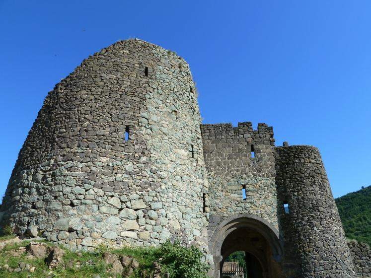 World Travel Photos :: Armenia :: Akhtala Fortress, Armenia