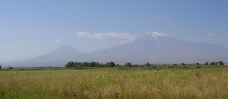 World Travel Photos :: Armine-Karakhanyan :: Ararat Valley, Armenia