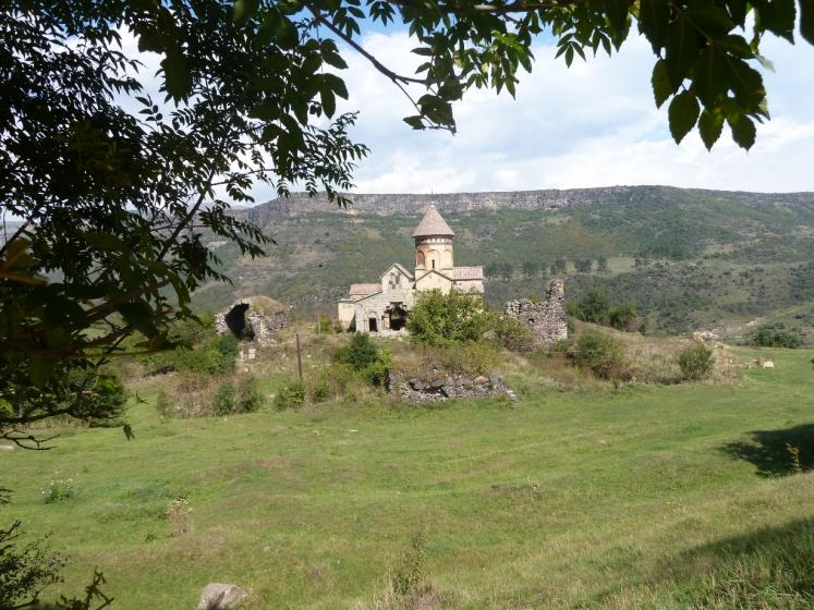 World Travel Photos :: Armine-Karakhanyan :: Armenia. Hnevank Monastery