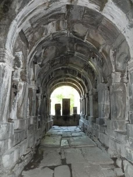 World Travel Photos :: Armine-Karakhanyan :: Inside Sanahin Monastery, Armenia