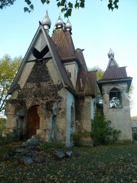 World Travel Photos :: Armine-Karakhanyan :: Old Russian Church in Armenia