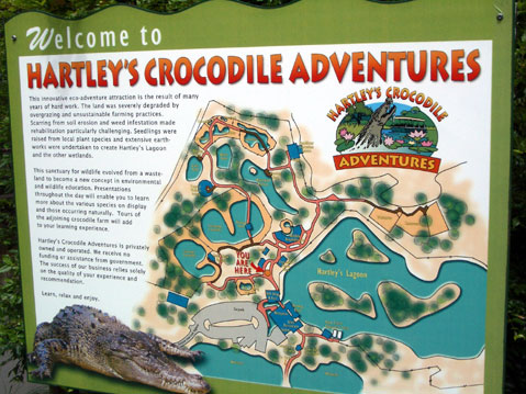 World Travel Photos :: Crocodile farms :: Australia.