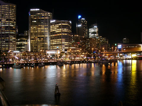 World Travel Photos :: City views :: Downtown Sydney. Darling Harbour