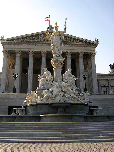 World Travel Photos :: Monuments :: Vienna