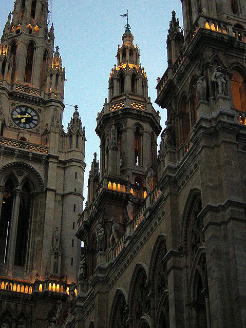 World Travel Photos :: Palaces & cathedrals :: Viena