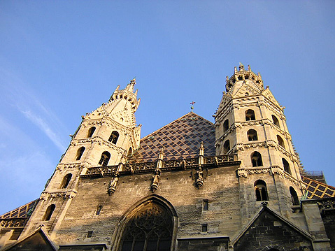 World Travel Photos :: Palaces & cathedrals :: Vienna
