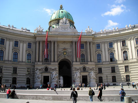 World Travel Photos :: Fragments of city life :: Vienna