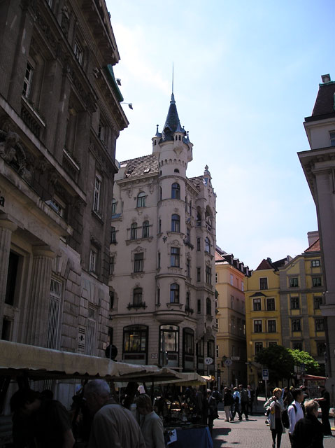 World Travel Photos :: City views :: Vienna