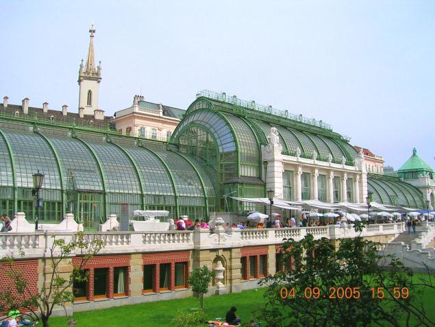 World Travel Photos :: Galochka99 :: Vienna. Imperial greenhouses