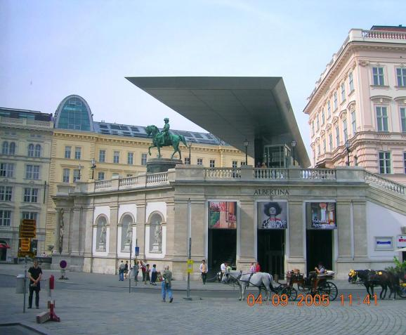 World Travel Photos :: Austria - Vienna :: Vienna. Museum