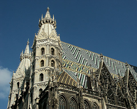World Travel Photos :: Austria - Vienna :: Vienna. St. Stephen´s Cathedral