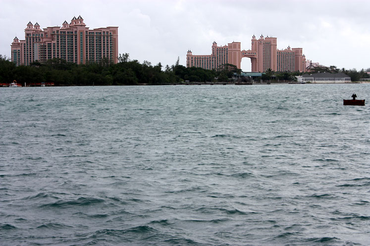 World Travel Photos :: Bahamas :: Bahamas. Nassau - hotel Atlantis