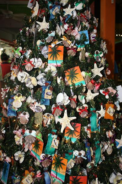 World Travel Photos :: Christmas :: Nassau - Merry Christmas from Caribbean Islands