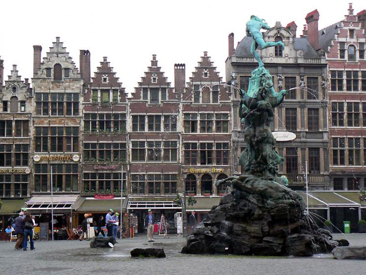 World Travel Photos :: JK :: Antwerpen
