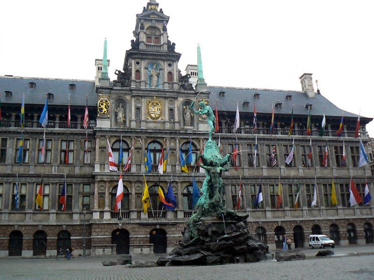 World Travel Photos :: Belgium :: Antwerpen