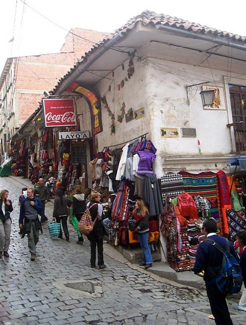 World Travel Photos :: Bolivia :: Bolivia. La Paz