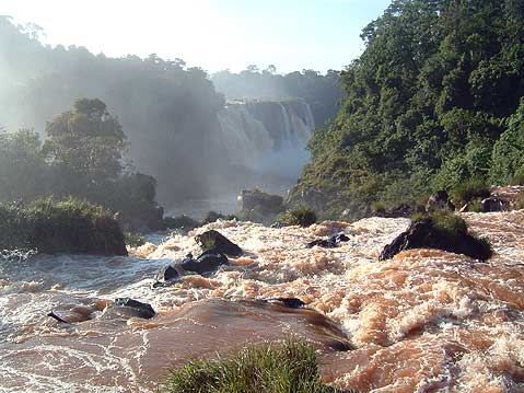 World Travel Photos :: Ivar :: Brazil. Iguasu Falls