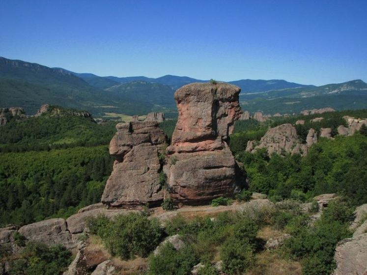 World Travel Photos :: Bulgaria :: Bulgaria. Belogradchik fortress