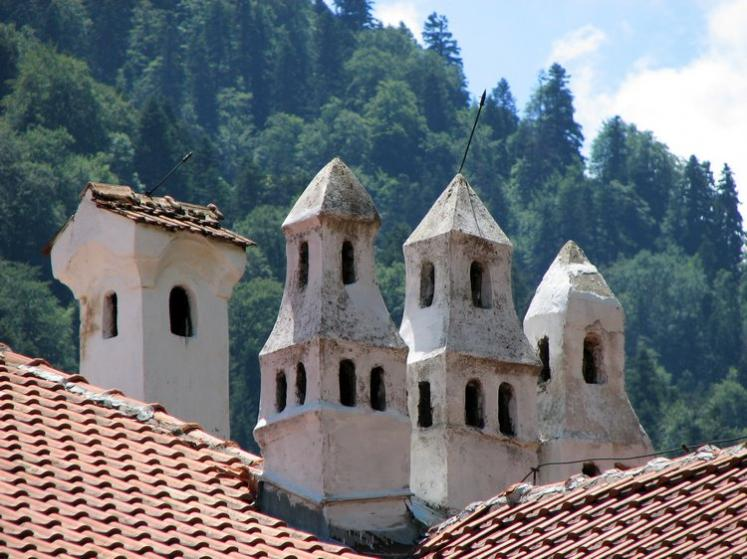 World Travel Photos :: Bulgaria :: Bulgaria. Monastery in Rila - UNESCO World Heritage Site