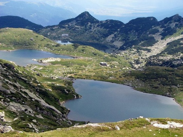 World Travel Photos :: Bulgaria :: Bulgaria. Rila - conservation area