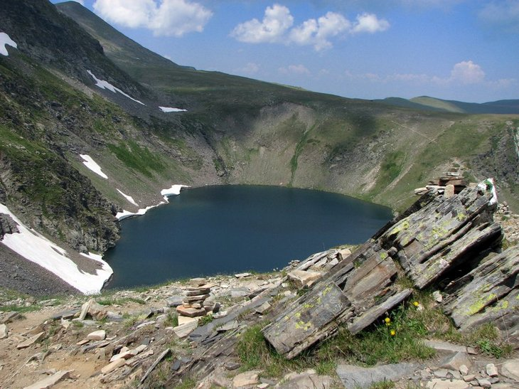 World Travel Photos :: Pes & Lev :: Bulgaria. Rila - conservation area