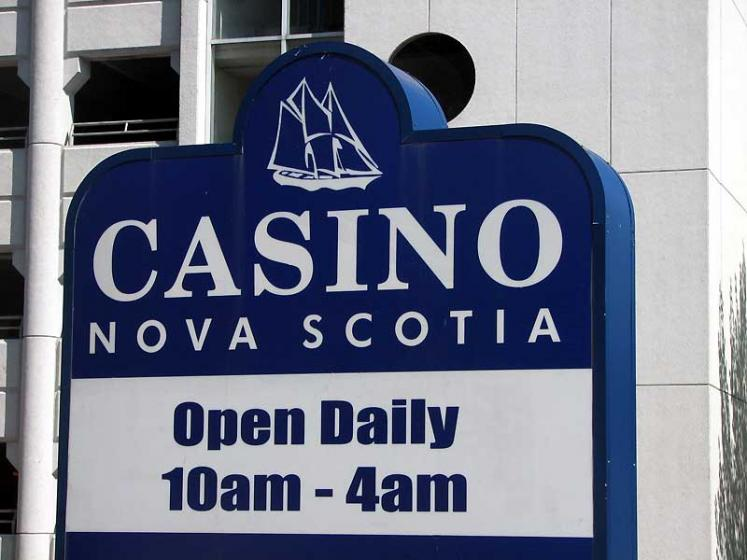 World Travel Photos :: Canada - Nova Scotia - Halifax :: Halifax Casino