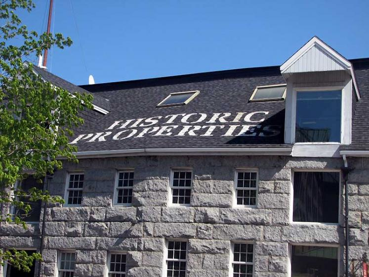 World Travel Photos :: Canada - Nova Scotia - Halifax :: Halifax - historic property building