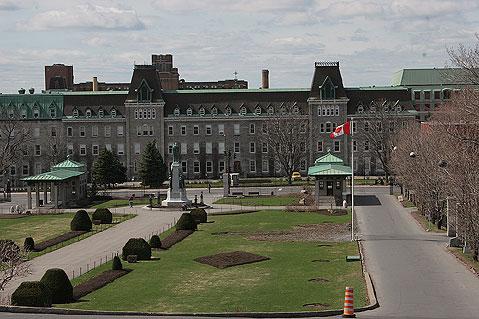 World Travel Photos :: Canada - Quebec - Montreal :: Montreal. Buildings of McGill University
