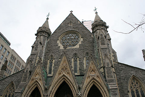World Travel Photos :: RomKri :: Montreal. Church