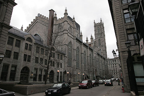 World Travel Photos :: RomKri :: Montreal. Notre-Dame Basilica