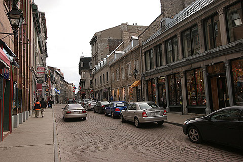 World Travel Photos :: RomKri :: Old Montreal