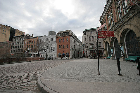 World Travel Photos :: RomKri :: Old part of Montreal