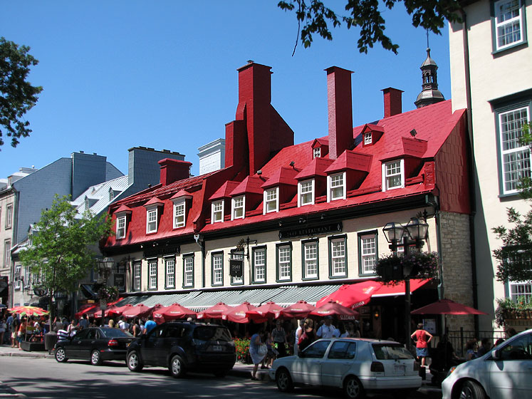 World Travel Photos :: Old City :: Old Quebec City