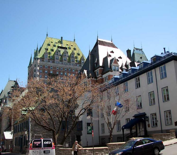 World Travel Photos :: Old City :: Quebec City