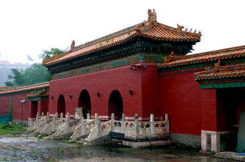 World Travel Photos :: Kwan Mei :: Beijing. Forbidden City
