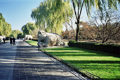 World Travel Photos :: China - Beijing :: Beijing. Ming Dynasty Tombs