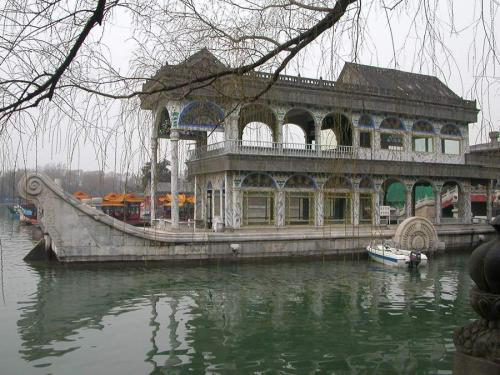 World Travel Photos :: Moshe Kohavi :: Beijing. Summer mansion