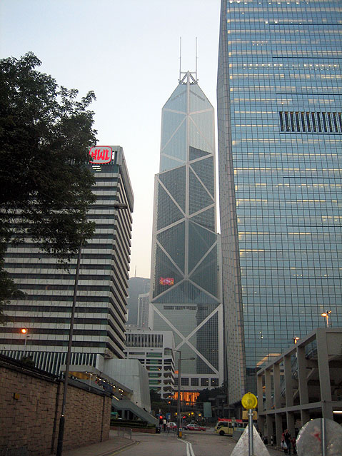 World Travel Photos :: City views :: Hong Kong. Wan Chai