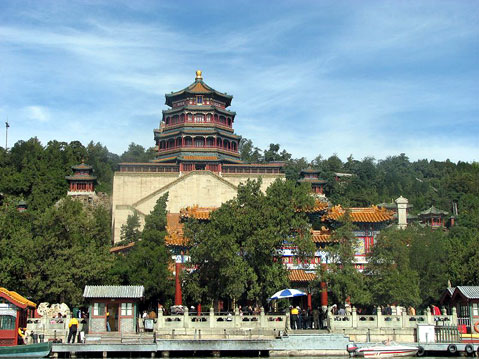 World Travel Photos :: Rita :: Beijing. Summer Palace - UNESCO World HEritage Site