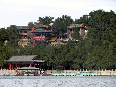 World Travel Photos :: Rita :: Beijing. Summer Palace