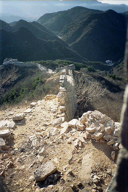 World Travel Photos :: Landmarks :: China. Great Chinese Wall
