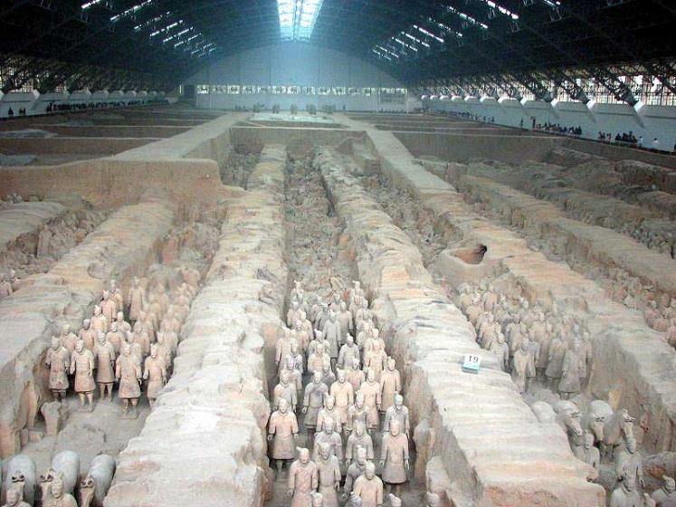 World Travel Photos :: Rita :: China. Terracotta Army