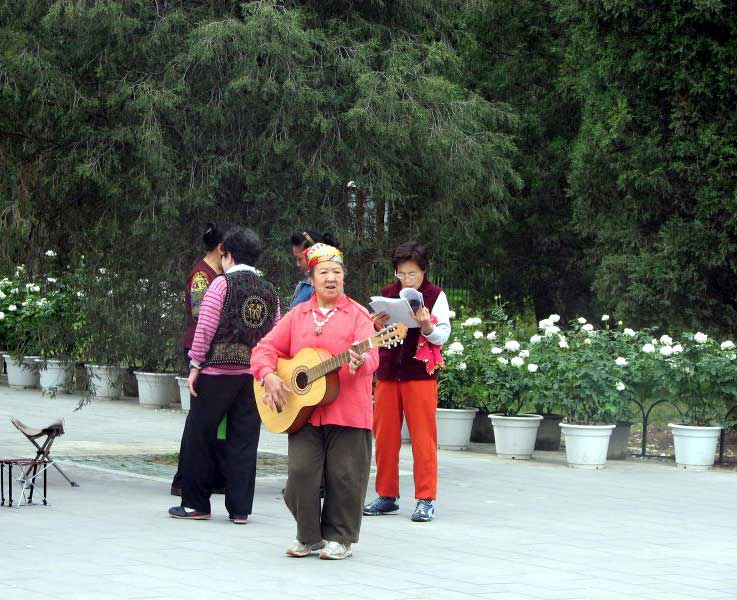 World Travel Photos :: Rita :: Chinese singer